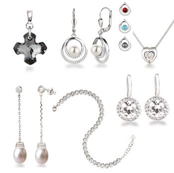 Neue Halsketten Ohrringe und Armbänder bei Schmuck Schöner